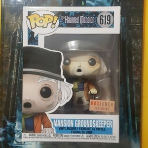 Funko Pop! Mansion Groundskeeper